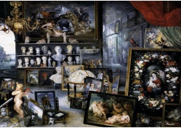 VH97 Jan Brueghel - Alegorie zraku