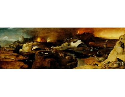 DDSO-2457 Hieronymus Bosch - Peklo