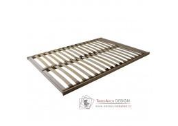 BASIC FLEX FRONT, postelový rošt vyklápěcí 120x200cm