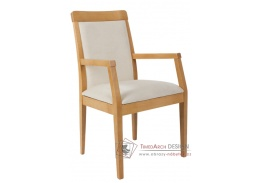 AMPARO I Z175, jídelní čalouněná židle, výběr provedení