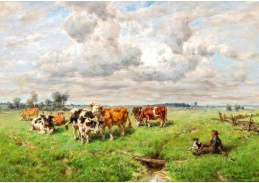 D-9324 Désireé Thomassin - Pastvina s pastýři