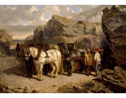 VANG271 John Frederick Herring - V lomu
