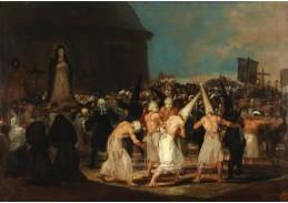 D-6279 Francisco de Goya - Disciplína