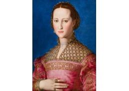 D-6035 Agnolo Bronzino - Portrét Eleonory z Toleda