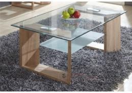 Konferenční stolek VLASTA dub sonoma