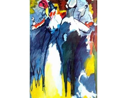 Obraz Vasilij Kandinskij VVK 17