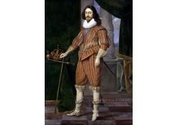 PORT-104 Daniël Mijtens - Karel I, král Anglie