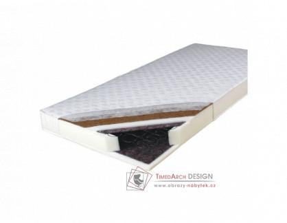 KOKOS MEDIUM, matrace pružinová 160x200cm