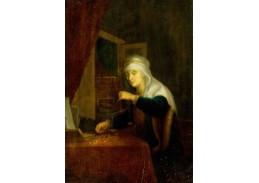 D-8709 Rembrandt - Vážení zlata
