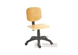 1290 L NOR, pracovní židle, výběr provedení