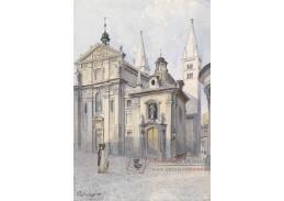 VCM 102 Václav Jansa - Bazilika svatého Jiřího v Praze