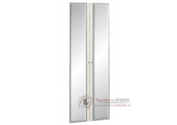 BRISTOL NEW, zrcadla na dveře ke skříni - sada 2ks