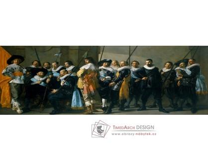 VH852 Frans Hals a Pieter Codde - Společnost Meagre