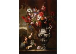 DDSO-1879 Abraham Brueghel - Květinové zátiší