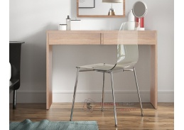 Toaletní stolek - psací stůl VIOLET dub sonoma