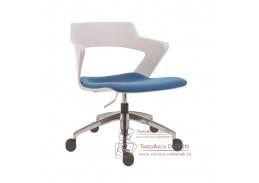 AOKI 2160 TC ALU SEAT UPH, kancelářská židle, výběr provedení