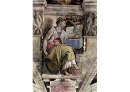 A-73 Michelangelo Buonarroti - Sibyla Erythrejská