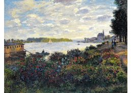 KO III-66 Claude Monet - Seina v Argenteuil