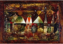 DDSO-4082 Paul Klee - Noční slavnost