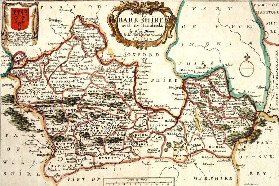 Obraz mapa VVH 206