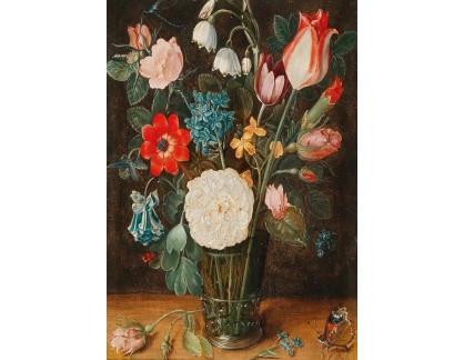 DDSO-4403 Isaac Soreau - Zátiší s květinami