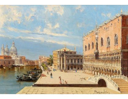 DDSO-3173 Antonietta Brandeis - Palazzo Ducale v Benátkách