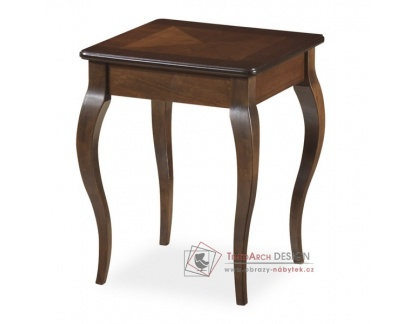 Konferenční stolek PADOVIA C tmavý ořech