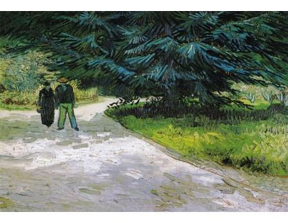 R2-1092 Vincent van Gogh - Zahrada básníků
