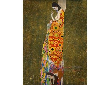 VR3-136 Gustav Klimt - Naděje