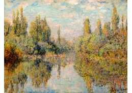 A-1047 Claude Monet - Seina ve Vétheuil