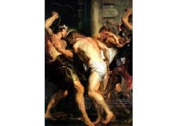 VRU09 Peter Paul Rubens - Bičování Krista