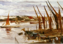 D-7313 James McNeill Whistler - Batterské moře