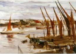 D-7313 James McNeill Whistler - Batterské moře