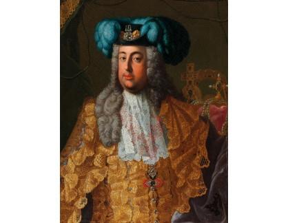 PORT-558 Martin van Meytens -  Portrét císaře Františka I Štěpána