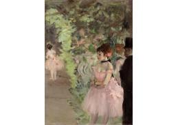 D-7797 Edgar Degas - Tanečníci v zákulisí