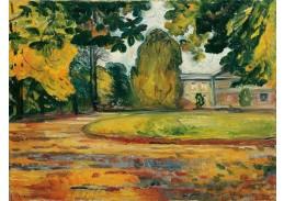 D-8133 Edvard Munch - Park v Kösen