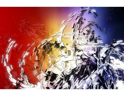 Obraz abstrakce 10