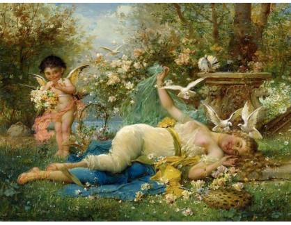 KO III-243 Joseph Bernard - Venuše a Amor