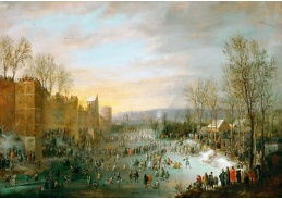 DDSO-4204 Robert van den Hoecke - Slavnost na ledě