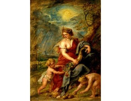 VRU217 Peter Paul Rubens - Hojnost