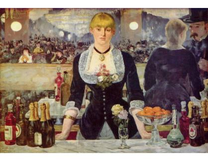 VEM 05 Édouard Manet - Bar ve Folies-Bergre