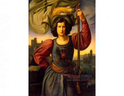 VN-343 Johann Philipp Veith - Alegorie Ruska