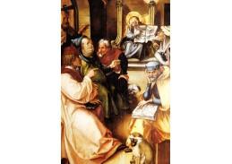 R12-105 Albrecht Dürer - Sedm bolestí matky boží