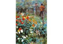 VR14-171 Pierre-Auguste Renoir - Zátiší s květinami