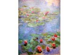 A-260 Claude Monet - Lekníny