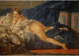 D-6195 Francois Boucher - Hnědá Odaliska