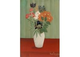 D-7886 Henri Rousseau - Kytice květin s čínskými astrami
