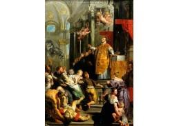 VRU06 Peter Paul Rubens - Zázrak svatého Ignáce z Loyoly