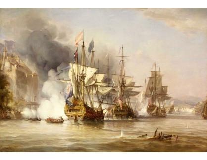 VANG253 George Chambers - Útok na Puerto Bello