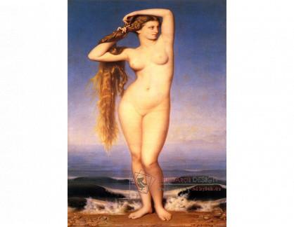 VF281 Amaury Duval - Zrození Venuše